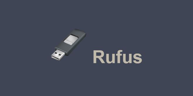 How To Create Windows 10 Bootable Usb Using Rufus