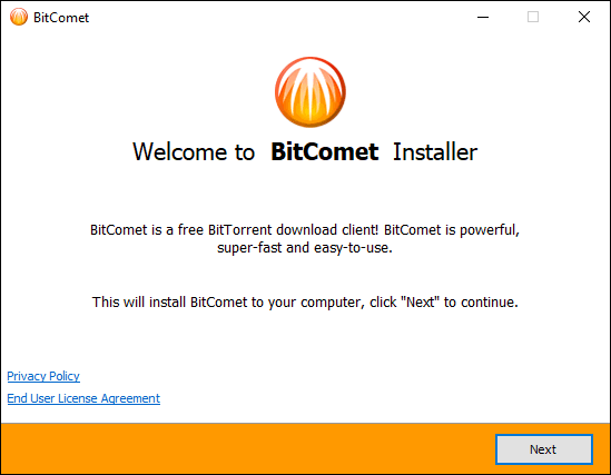 Install Bitcomet On Your Computer