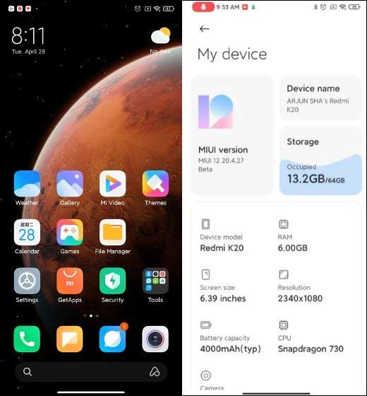 Install Miui 12 Rom On Xiaomi Phone